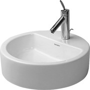 Shop for Premium Duravit Starck 1 Counter Basin with 1 Tap Hole