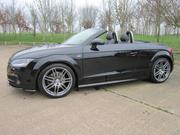 2011 Audi 2000 Audi TT Roadster Black Edition Convertible 2.0 TFS