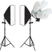 Continuous Fluorescent Lighting Kit for Sale in UK